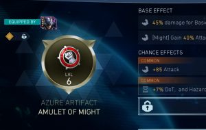 Amulet of Might