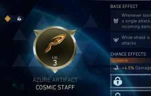 Cosmic Staff