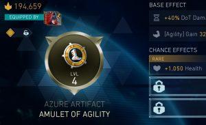 Amulet of Agility