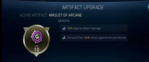 Amulet of Arcane