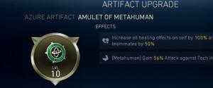 Amulet of Metahuman