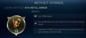 Nth Metal Armor