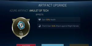 Amulet of Tech