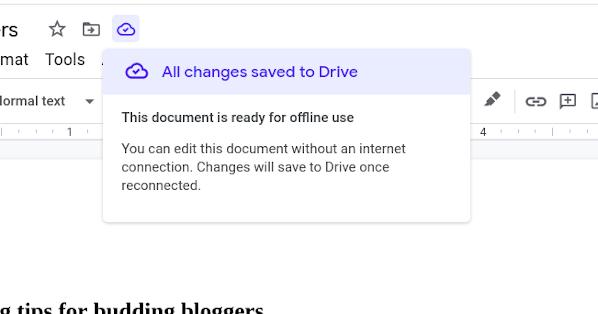 Docs offline on PC